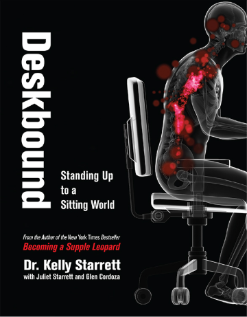 Deskbound (hard cover) - Dr. Kelly Starrett