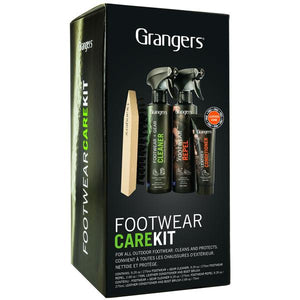 Granger's. Footwear Care Kit