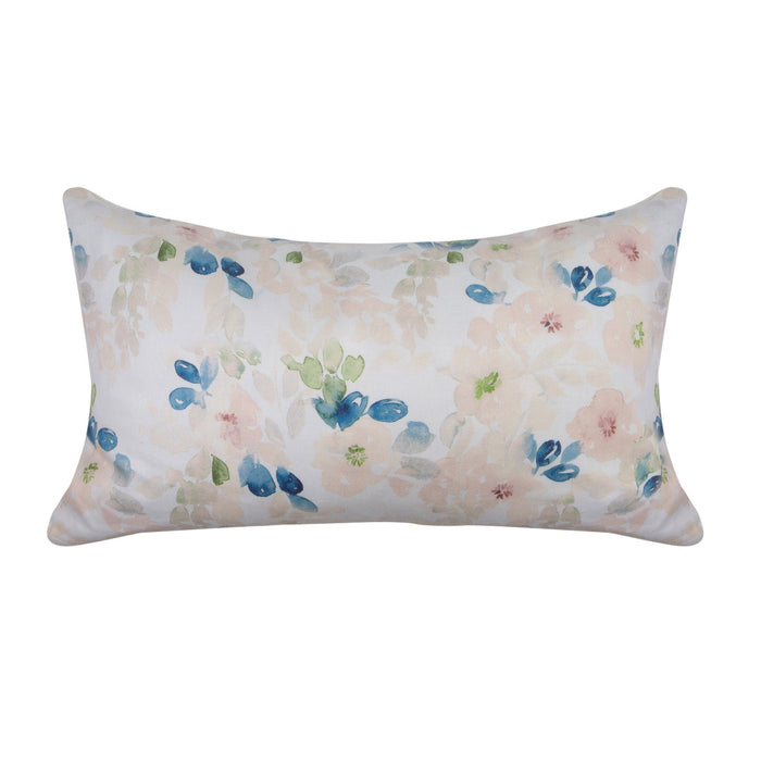 Hudson Print Decorative Throw Pillow - Victoria Rothwell for twelvehome