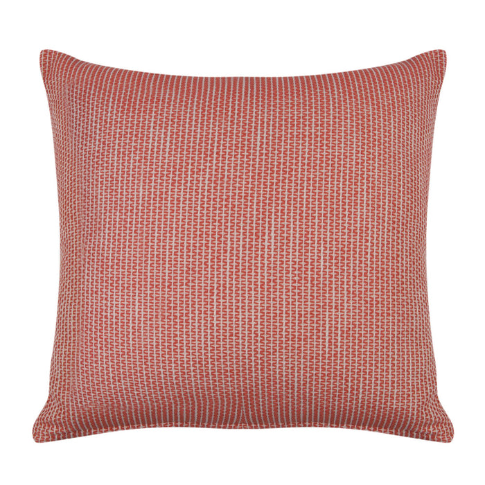 Waverly Red & White Decorative Throw Pillow