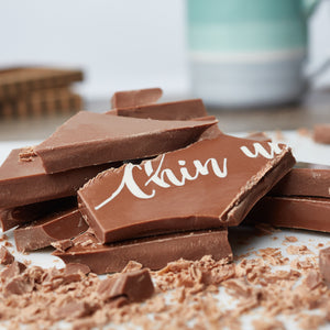 Chin Up Chocolate Bar | Cheer Up Gift