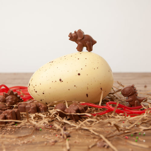 Chocolate Dinosaur Egg - Bagstock & Bumble