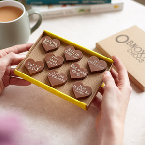 Pregnancy Obnoxious Chocs - Gift for Mum to Be - Bagstock & Bumble