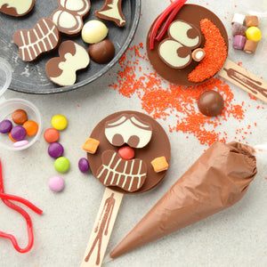 Making Faces Chocolate Activity Set - Bagstock & Bumble