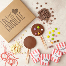 Decorate Your Own Chocolate Lolly Activity Set for Kids