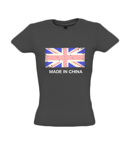 Ladies Flag T-Shirt