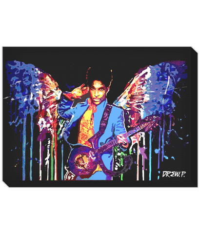 "ArtWork Angel Prince Canvas Print 30"" x 20"""