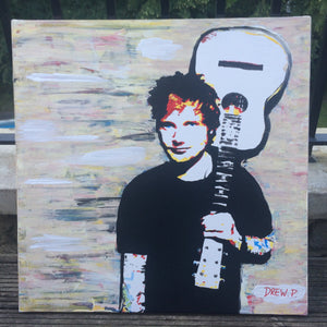 Ed Sheeran by Drew P