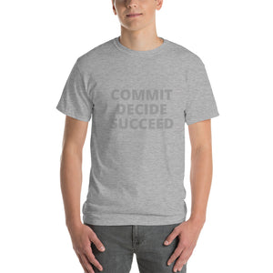Commit Decide Succeed Tee