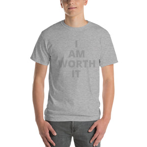 The Original: I Am Worth It Short Sleeve T-Shirt