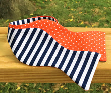 auburn, clemson, orange, navy, orange and navy, orange and navy bow tie, orange and navy bowtie, auburn bow tie, auburn bowtie, clemson bow tie, clemson bowtie, handmade bow tie, handmade bowtie, striped bowtie, striped bow tie, polka dot bowtie, polka dot bow tie, wedding, wedding bow tie, wedding bowtie, handmade bowtie, handmade pocket square, handmade necktie, groom, groom tie, groomsmen, groomsman, groomsmen tie, groomsmen gift