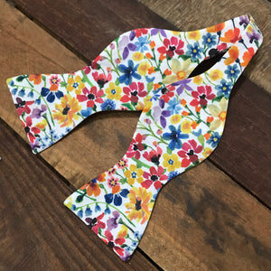 Spring Meadow Bow Tie