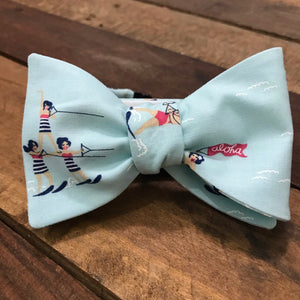 Water Skiing Bow Tie