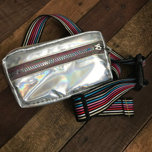 Iridescent Silver Fancy Pack