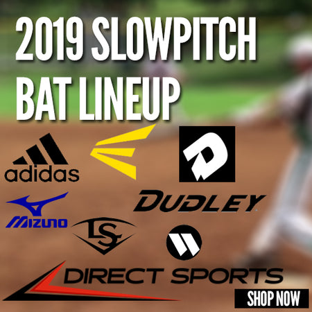 2019 New Products for Slow Pitch Softball