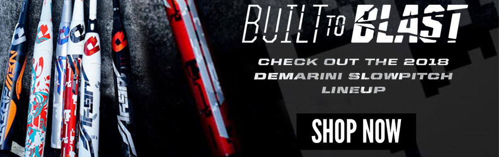 2018 DeMarini Slowpitch Softball Bats