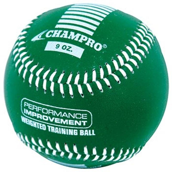 Champro 9 oz Weighted Training Baseball: CBB709CS