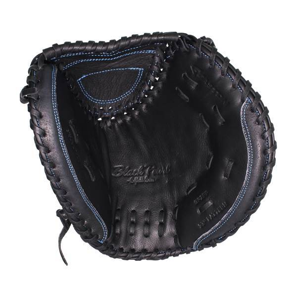 Easton BP2FP Black Pearl 33 Inch Fastpitch Catcher's Mitt: A130712