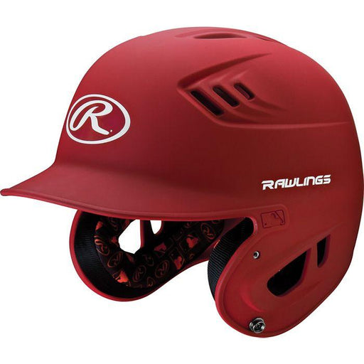 Rawlings R16 Matte Senior Batting Helmet: R16MS