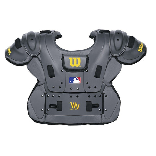 Wilson Umpire Pro Platinum Chest Protector: A3215CHA