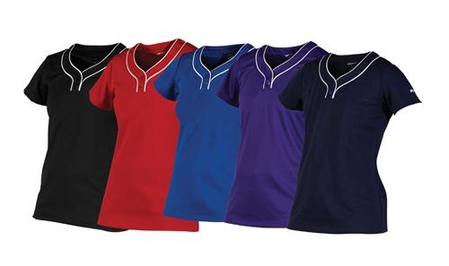 Worth Women's 2-Button Jersey