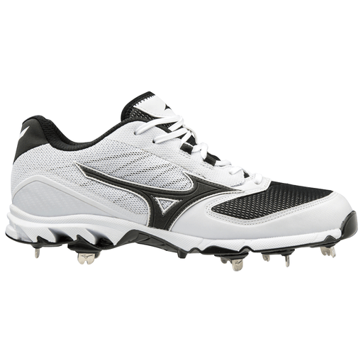 Mizuno 9-Spike Dominant IC Low Mens Metal Baseball Cleat: 320561