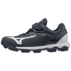 Mizuno Select Nine JR Low Youth Molded Baseball Cleat: 320581
