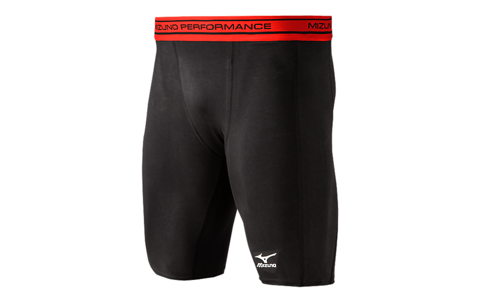 Mizuno Mens Compression Short: 350536