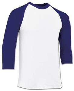 Champro Veteran 3/4 Baseball Cotton Sleeve Jersey: BS8A