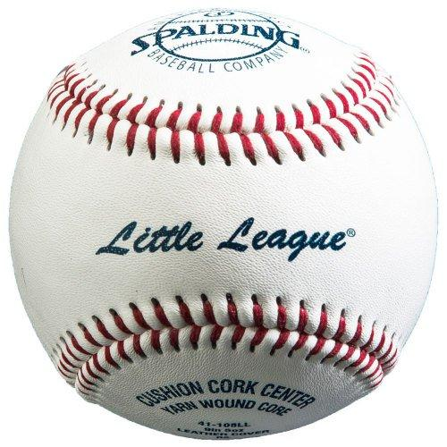 Spalding Premium Little League Baseball  Dozen