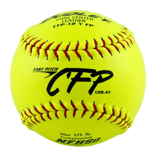 "Dudley 12"" NFHS CFP Fastpitch Softball: 43873"