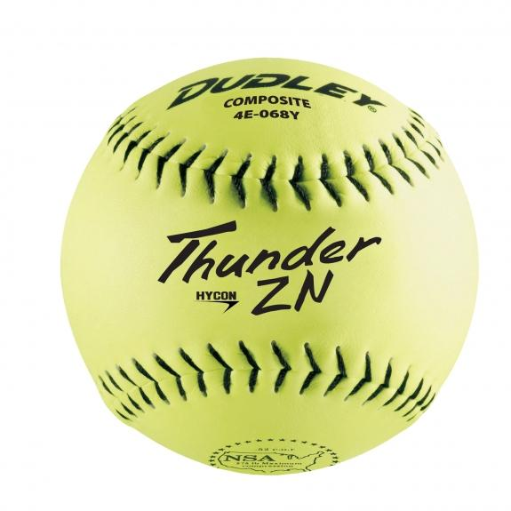 Dudley ZN Hycon - NSA - 52-275 Softball 12 Inch