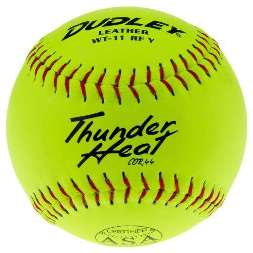 Dudley Thunder Heat WT11YFP 11 Inch Fastpitch ASA 47-375 Softball