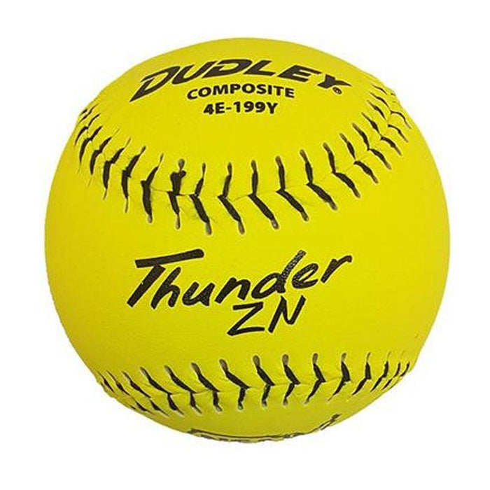 Dudley Thunder ZN Hycon ICON NSA .44 400 12 Inch Softball: 4E199Y