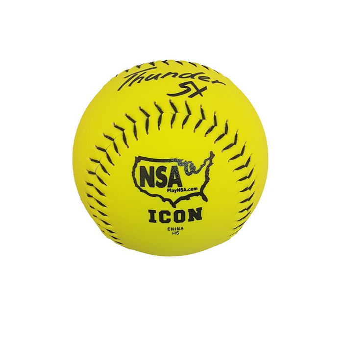 Dudley Thunder SY ICON NSA .44 400 12 Inch Softball: 4E824Y