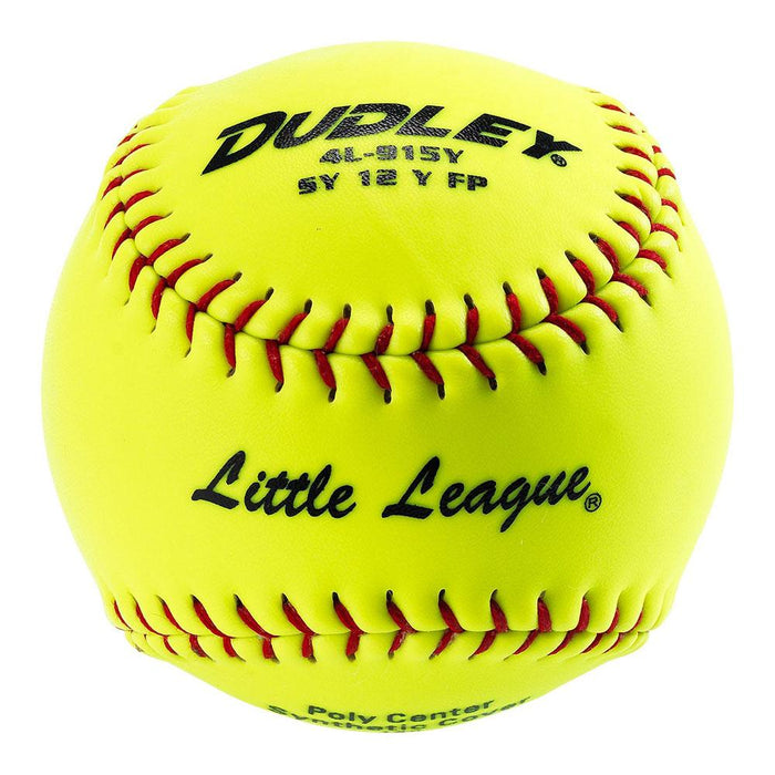 "Dudley SY 12"" Little League 12'': 4L915Y"