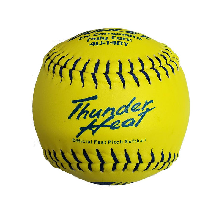 Dudley ZN12 USSSA 12 Inch Fastpitch Softball - One Dozen: 4U148Y