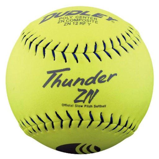 Dudley Thunder ZN12 Classic M USSSA Softball 12 Inch
