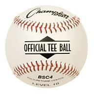 Champion BSC10 Level 10 T-Ball Baseball