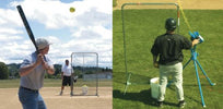 JUGS Lite-Flite Slowpitch Screen