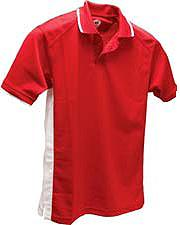 Badger B-Dry Colorblock Polo Coaching Shirt: 3342