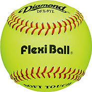 Diamond Flexi Baseball Yellow