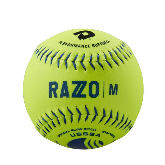 DeMarini Razzo Classic M USSSA Synthetic 40-325 - One Dozen: WTDRZMS12UB