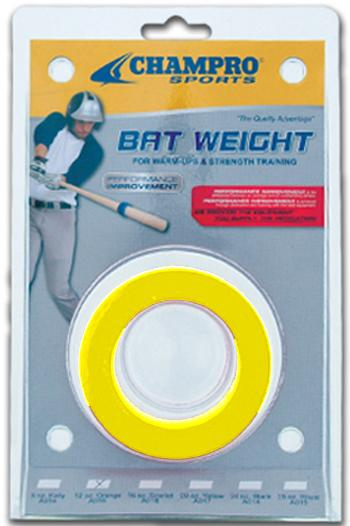 Champro Bat Weight 20 oz: A017