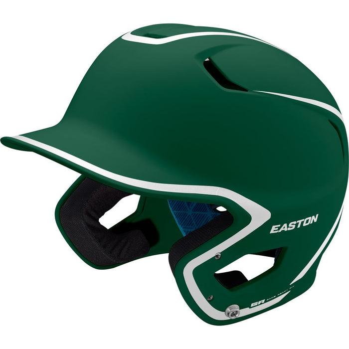 Easton Z5 2.0 Senior Two-Tone Matte Batting Helmet: A168508