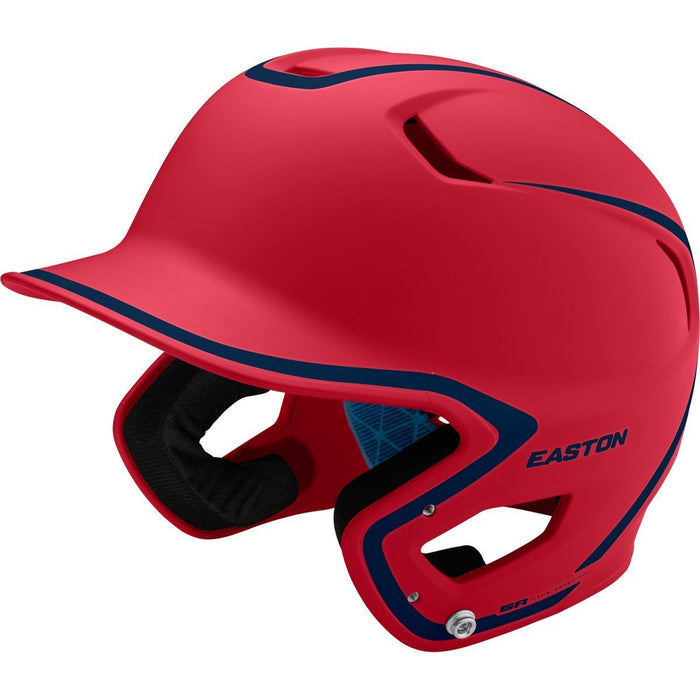 Easton Z5 2.0 Junior Two-Tone Matte Batting Helmet: A168509