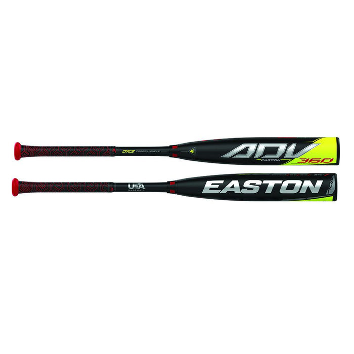 "2020 Eatson ADV 360 -10 2 5/8"" 2 Piece Speed Balanced Baseball Bat: YBB20ADV10"