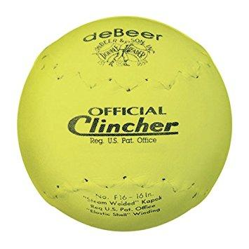 Debeer 16 Inch Softball:  F16