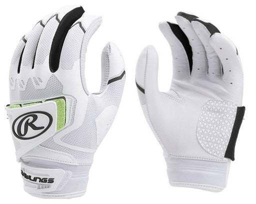 Rawlings Workhorse Fastpitch Batting Gloves: FPWPBG