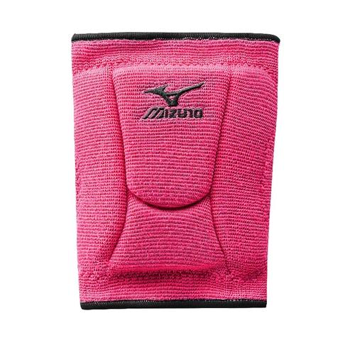Mizuno LR6 Hightlighter Kneepad -Small-Pink/Black